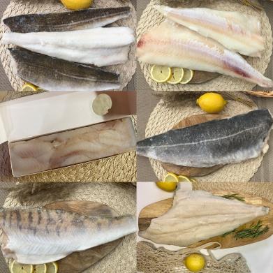 купить филе рыбы
