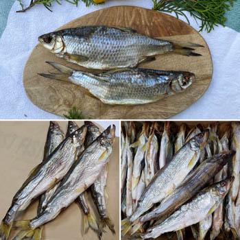 Купить вяленую рыбу с доставкой