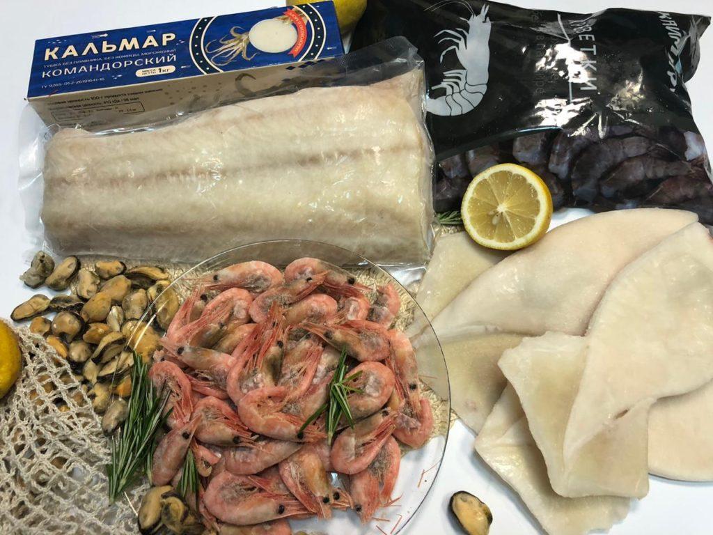 Купить рыбу в Москве с доставкой